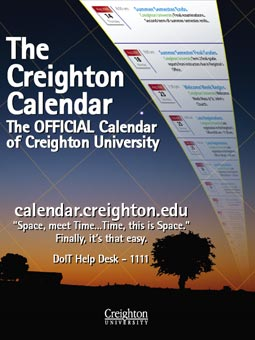 The Creighton Calendar