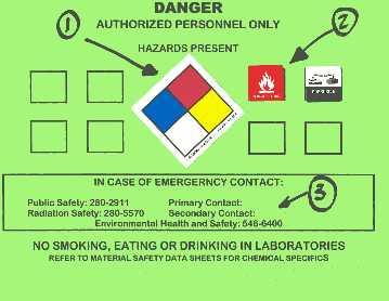 Emergency Door Placards | Environmental Health \u0026 Safety | Creighton University
