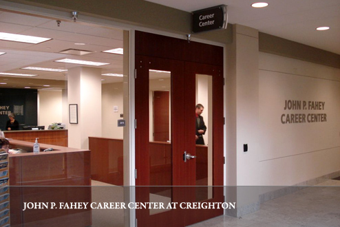 Creighton University Career Center