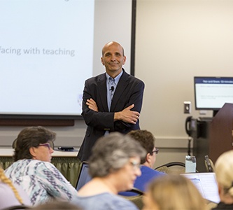 Physical Therapy Professionals Gather at Creighton for Clinical Reasoning Symposium