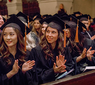 Creighton University honors 3rd class of nursing graduates in Phoenix
