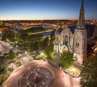 Creighton furthers commitment to sustainability with modified investment policy