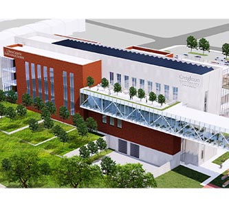 New facility will change campus, reinforce health sciences strengths