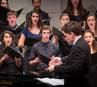 Creighton vocal musicians will celebrate marginalized voices in this year's concert offerings