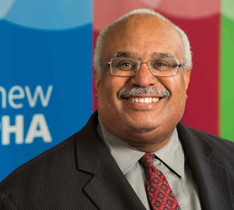 American Public Health Association executive director to discuss population health