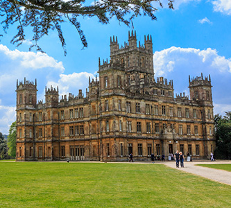 Creighton Center for Henry James  Studies Contributed to Downton Abbey Research