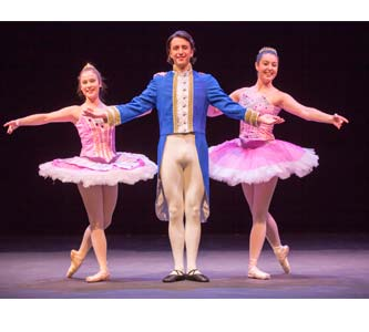 Fine and Performing Arts to stage holiday favorite, The Nutcracker