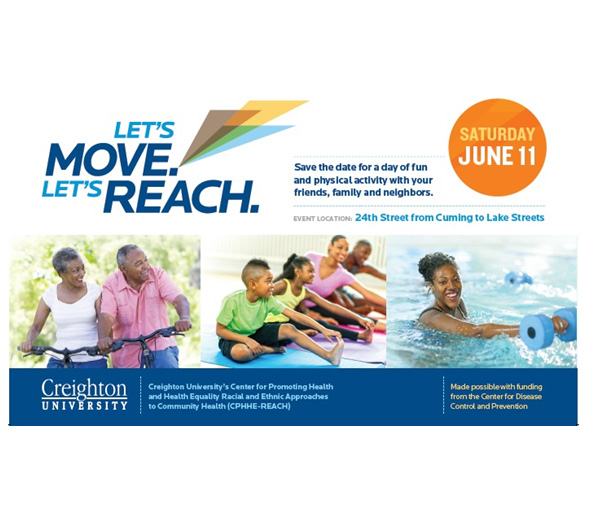 North Omaha event encourages healthy lifestyle and overall well-being
