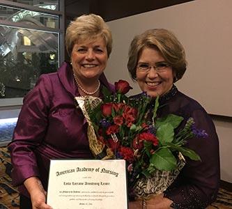Creighton College of Nursing professor emerita named AAN Fellow