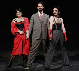 Creighton's 'Cabaret' sings and dances way to five TAG Omaha honors, including Outstanding Musical