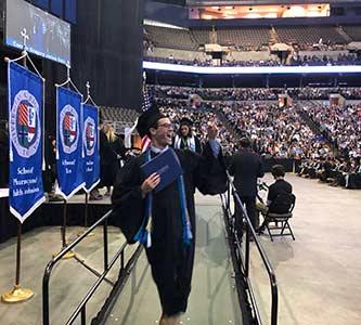 Creighton graduates more than 1,800 in commencement ceremonies