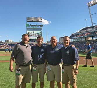 Creighton staff, faculty provide medical assist for visiting CWS teams