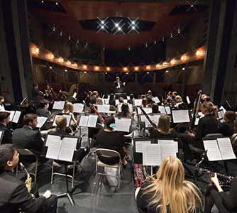 Instrumental music concert celebrates American, European composers