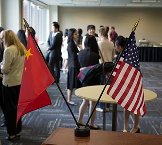 Creighton welcomes 34 students, faculty from five Chinese universities for summer program