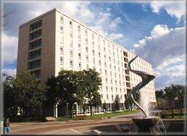 Swanson hall building