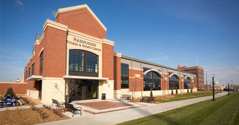Rasmussen Center Recreation Amp Wellness Creighton