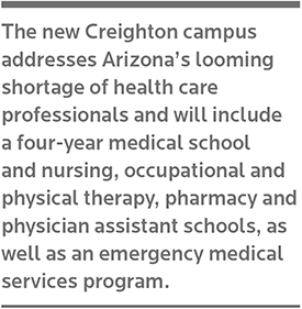 Creighton Expands in the Southwest: Why Phoenix? Why Now