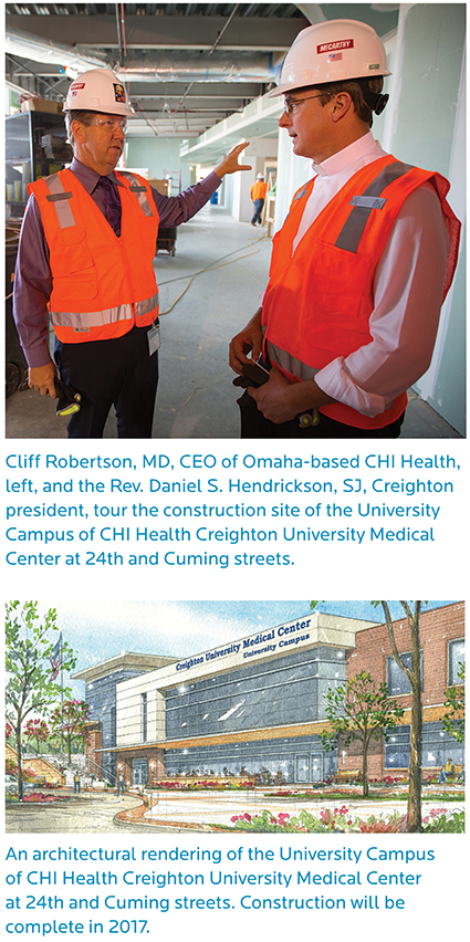 A New Era in Health Care | Creighton Magazine | Creighton