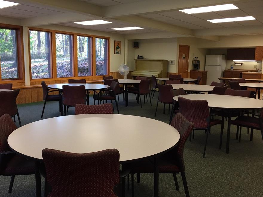 Xavier Conference Room Creighton University Retreat